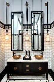 Rustic Industrial Bathroom - industrial chic bathroom vanity best bathroom decoration
