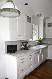 Black Hardware For Kitchen Cabinets White Kitchen Cabinets With Black Hardware Morespoons 26d05ea18d65