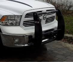 dodge ram push bumper dodge setina pb 400 series aluminum push bumper mhq mhq