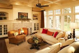 Tips For Arranging Furniture In A Living Room Or Family Room - Family living room