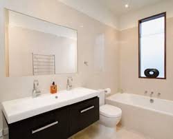 Best Bathroom Makeovers - home and garden best bathroom makeover tips on a budget