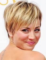 short haircuts thin hair round face new hair style collections