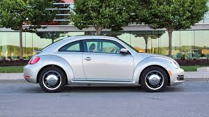 2015 volkswagen beetle classic test drive review