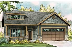 house plan craftsman bungalow notable cedar ridge 30 855 front