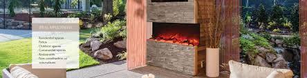 60 tru view xl u2013 3 sided electric fireplace u2013 fireplaces unlimited