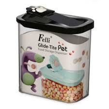 Bathroom Jars With Lids Buy Dog Food Storage Container From Bed Bath U0026 Beyond