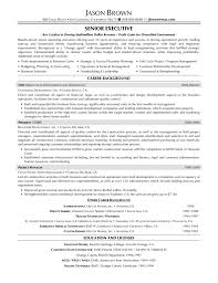 Resume Templates For Mac Executive Resume Templates Resume For Your Job Application
