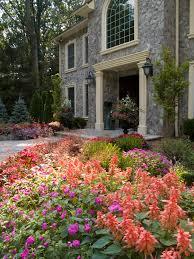 yard design front yard landscape design bergen county nj