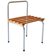 charlotte perriand luggage rack from les arcs for sale at 1stdibs