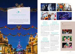 first look disneyland paris 25th anniversary brochure reveals