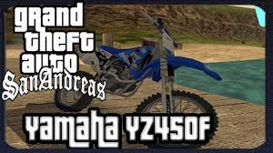 download freestyle motocross yamaha yz450f gta san andreas mod motocross download na desc