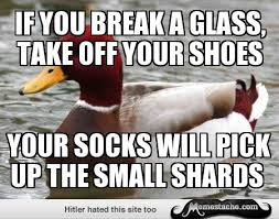 Advice Mallard Meme Generator - 25 best malicious advice mallard images on pinterest ha ha