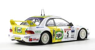 subaru rally racing subaru impreza wrc api rally lana 2001 scaleauto u2022 1 32 u0026 1 24