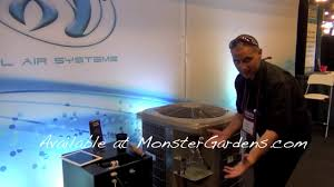 excel stealth ac best air conditioner for indoor garden grow room
