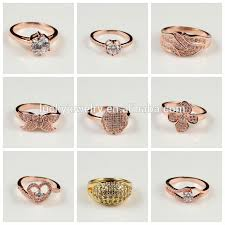 fingers rings gold images Rose gold beautiful color fashion style american diamond finger jpg