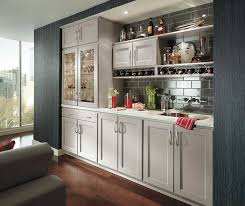 creative cabinets and design contemporary bar cabinets homecrest cabinetry