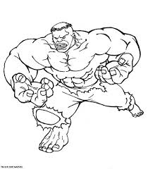 hulk coloring pages coloring pages kids