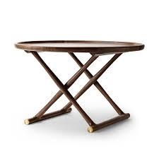 Folding Coffee Table Uk Buy The Carl Hansen Ml10097 Folding Coffee Table
