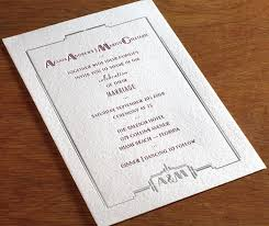 deco wedding invitations deco wedding invitation design gallery south