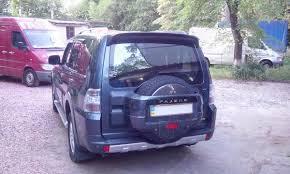 Pajero Wagon установка гбо в киеве монтаж гбо в киеве на Mitsubishi Pajero
