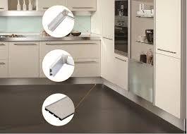 Aluminum Kitchen Cabinet Aluminum Base Board For Kitchen Cabinet Buy Kitchen Cabinet Kick