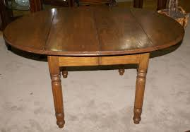 oval drop leaf table chestnut oval drop leaf kitchen table