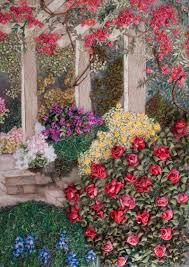 ribbon embroidery flower garden a beautiful new kit for you di van niekerk
