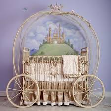 girls princess carriage bed enchanting pumpkin cinderella carriage bed white finish cedar wood