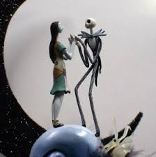nightmare before christmas cake toppers nightmare before christmas cake topper christmas decorating