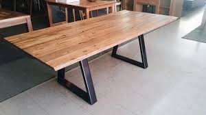Reclaimed Timber Dining Table Recycled Timber Dining Tables Timber Furniture Chic Recycled And
