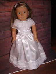 flower girl doll gift flower girl gift a dress for doll to match hers girl dolls