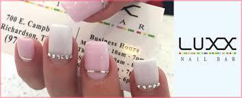 luxx nail bar is a nail salon in richardson tx