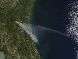 Wildfire Band Bremen by Nasa Flights To Track Greenhouse Gases Across Eastern Us Nasa