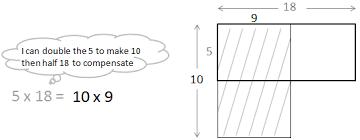multiplication number talks worksheet