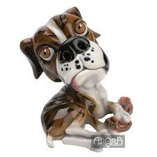 boxer figurine paws boxer boxer figurines yourpresents