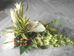 Arrangments by Unique Flower Arrangements To Spray Water To Your Horizontal