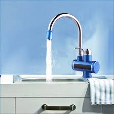 kitchen water faucet sidon kitchen sink faucet with tankless water heater