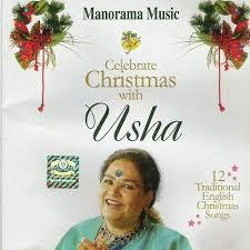 jingle bells song by usha uthup from celebrate christmas with usha