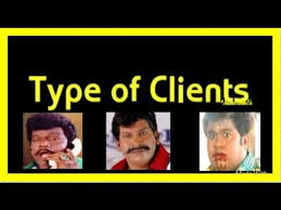 Meme Types - types of project clients it memes tamil memes youtube