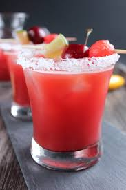 watermelon margarita recipe watermelon cherry margaritas amy sheree
