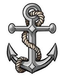 old anchor tattoo design tatuagem pinterest old