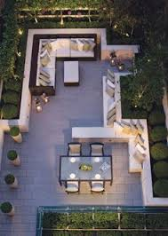 Pinterest Outdoor Rooms - urban courtyard for entertaining by inspired garden design urban