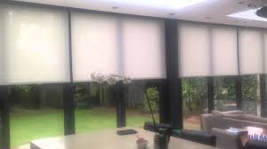 origin roller blinds with remote control youtube