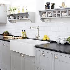 Double Bowl Apron Front Farmhous Farm Smooth Fireclay Kitchen - Fireclay apron front kitchen sink