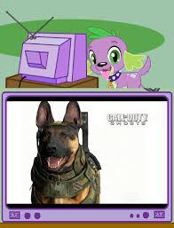 Cod Ghosts Meme - 331375 call of duty cod ghosts dog equestria girls