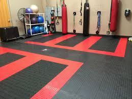 Interlocking Garage Floor Tiles Kirkfit Gym Swisstrax Gym Flooring 5 Swisstrax Premium Garage