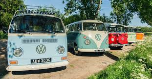 volkswagen old van hire a campervan or motorhome in the uk or europe