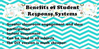 class response system pink teaching tips diy classroom response system