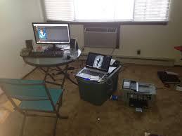 Computer Setup Room 20 Of The Worst Pc Setups February 2016 Computer Hardware