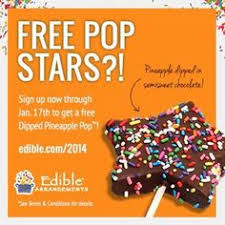 edible fruits coupon fruit dipped box w 50 purchase of edible arrangements coupon